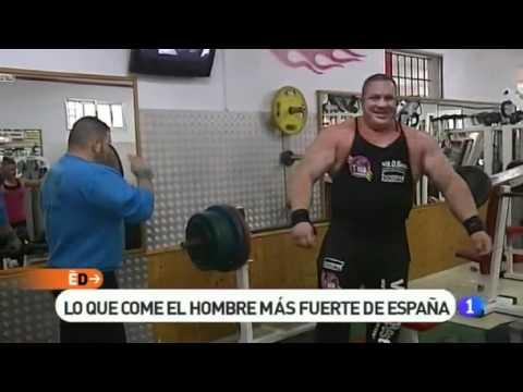 El Porruo en España Directo de TVE1