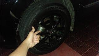 Analisa kerusakan Bearing roda, Tie rod dan Ball joint kaki - kaki mobil