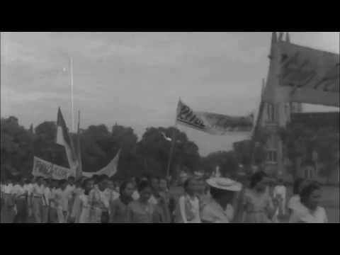 Lumumba Murder | Anti-Belgian & Anti-American Protest in Indonesia | Feb 1961