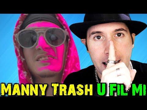 MANNY FRESH - 1200 $ AL GIORNO *costoso* - PARODIA REACTION videó letöltés