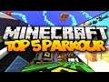 Top 5 Minecraft Parkour Maps - (Best Minecraft Parkour Maps)