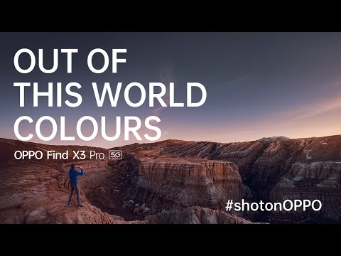 Out of this World Colours x National Geographic   Scattato con OPPO Find X3 Pro 5G