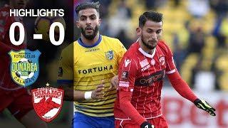 Rezumat: Dunarea Calarasi - Dinamo 0-0 Liga 1 Etapa 25 Sezon 2018-2019