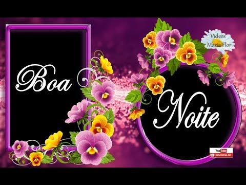 Mensagem De Boa Noite Uma Boa Noite Abençoada Vídeo E Mensagem Para Whatsapp