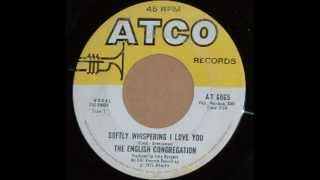 English Congregation - Softly Whispering I Love You