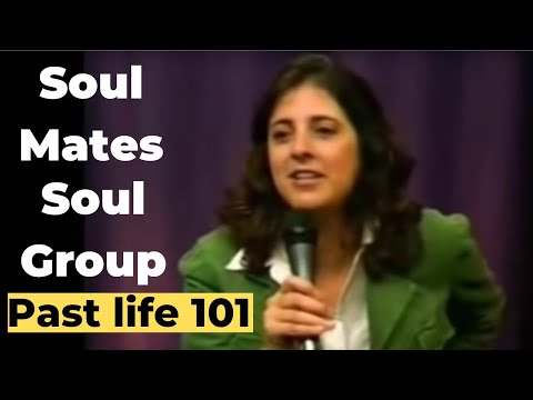 Soul mates and Soul group. Explained by Orly Arava , past life therapist, Los Angeles.