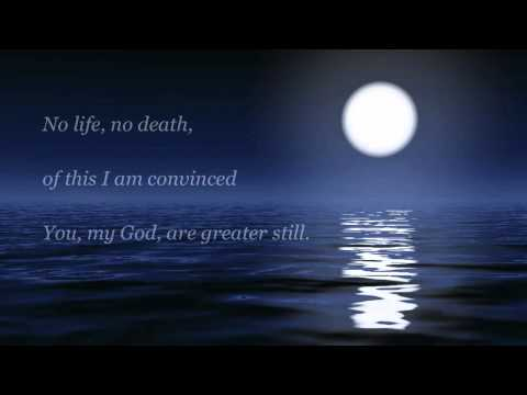 Natalie Grant - Greatness of Our God - (with lyrics)