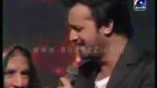 Atif Aslam - Lambi Judai - tribute to Reshma