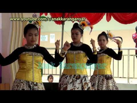 Tari Dolanan Gundul-Gundul Pacul ✰ Festival Dolanan Bocah Sekolah Bina Widya Solo