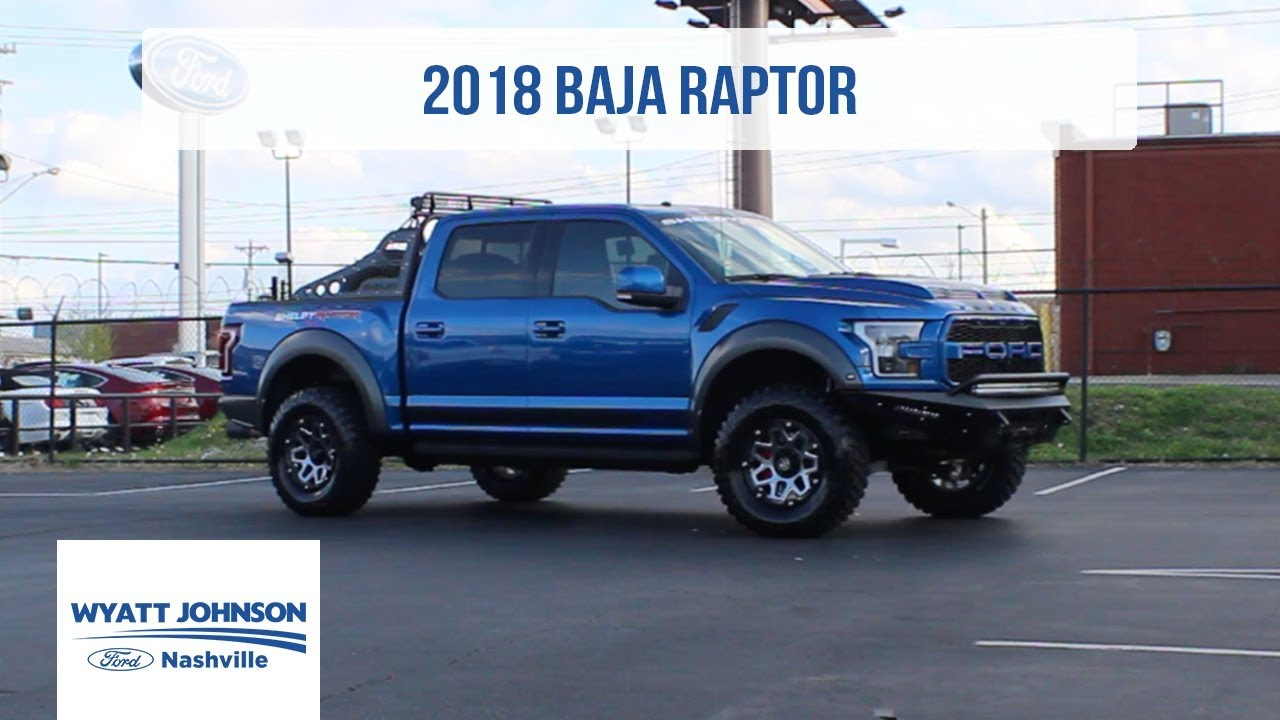 2018 shelby baja raptor for sale 525 horsepower