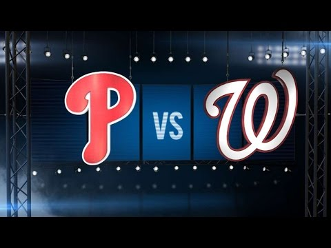 4/27/16: Hellickson leads Phillies to shutout win