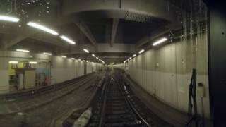 【銀座線360°動画】渋谷駅の奥に伸びる線路、その先には…!?