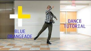 Gambar cover [MIRRORED TUTORIAL] TXT - Blue Orangeade Dance Tutorial (CHORUS)