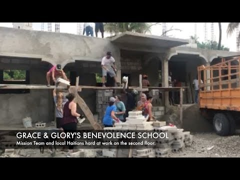 Hello from Haiti - 2018 Providence Church Mission Trip
