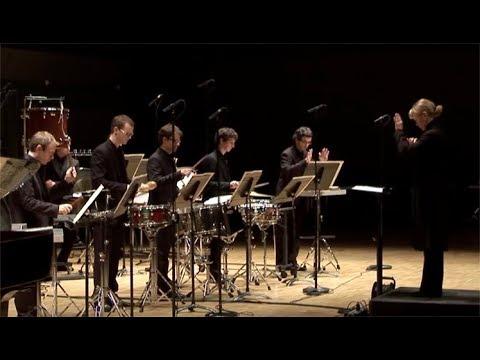 Varèse, Ionisation, Ensemble Intercontemporain