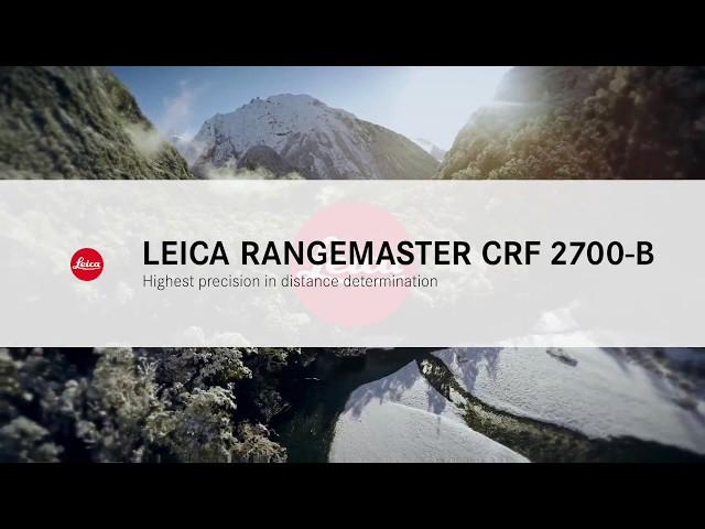 Leica Lrf 800 Rangemaster Entfernungsmesser : Leica entfernungsmesser rangemaster crf b