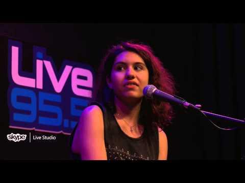 Alessia Cara - Interview (LIVE 95.5)