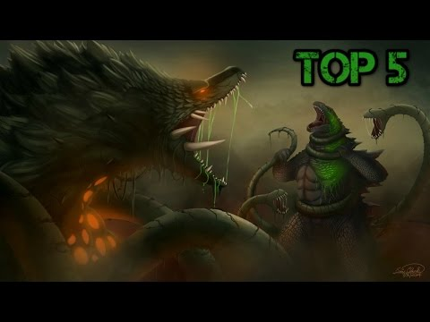 Top 5 Monsters I Want In the Godzilla Legendary Series