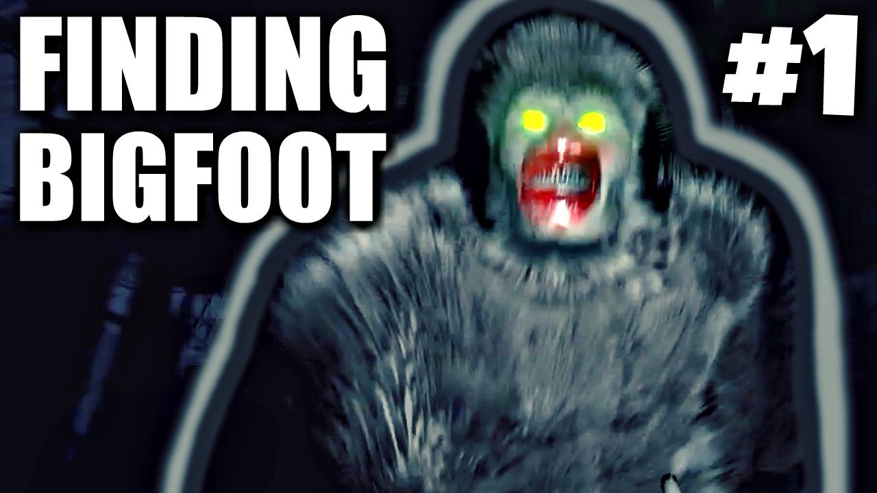 Bigfoot Spiel