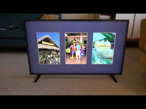 "Samsung ""The Frame"" TV"