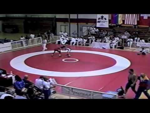 1999 Canada Cup: 51 kg Marcia Andrades (VEN) vs. Patricia Miranda (USA)