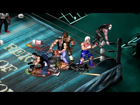 CAWF Reign Of Champions 2020