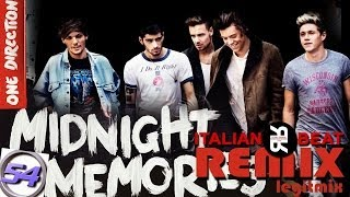 Italian Beat Feat One Direction - Story of my life ( Remix )