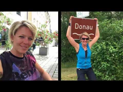 Donau-Radweg 2017 - von Donaueschingen bis Wien