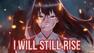 nightcore rise cover lyrics