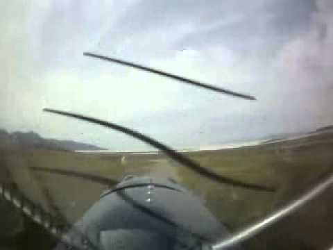 Flying Utah's Dirt Strips 5-6-11