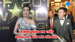Hoa hậu Đỗ Mỹ Linh khi rung động thấy Văn Lâm, Quang Hải mặc vest lịch lãm | Next Sports