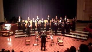 Nowell, Sing We (Anonymous); Pro Coro Alexandria