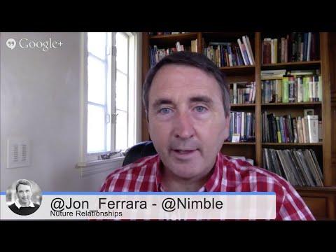 How to Build a KILLER PRODUCT with Jon Ferrara, CEO & Founder of Nimble
