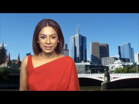 Chamari Weerakoon at Sri Lanka Morning Show, Melbourne, Australia Channel 31 - Part 4