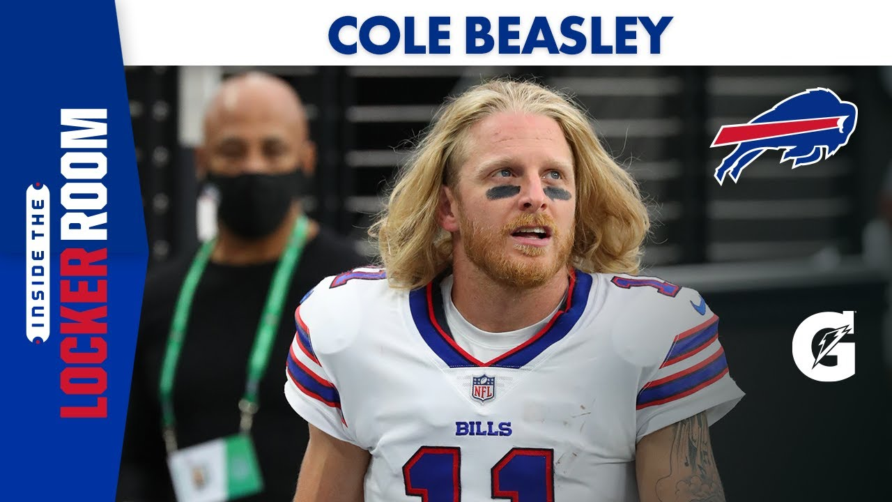 Cole Beasley He Really Trusts Us Buffalo Bills Youtube