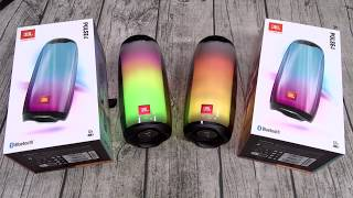 JBL Pulse 4 - Bluetooth Speaker With RGB Lights
