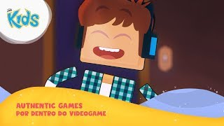 Download lagu Authentic Games - Por Dentro do Videogame