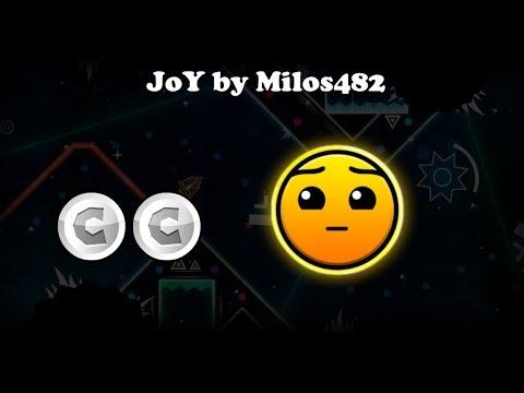 JoY by Milos482 (All coins) - Geometry Dash 2.11