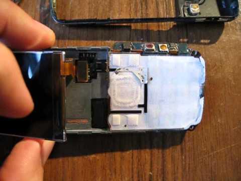 Nokia 6700 ремонт клавиатуры,подсветки.