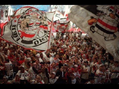 São Paulo FC Tri Campeão Mundial 2005 - Torcida Independente