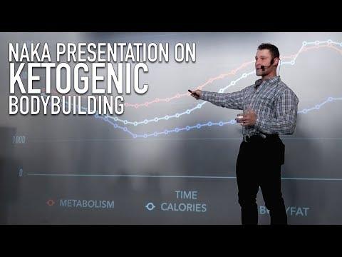 NAKA Presentation On Ketogenic Bodybuilding!