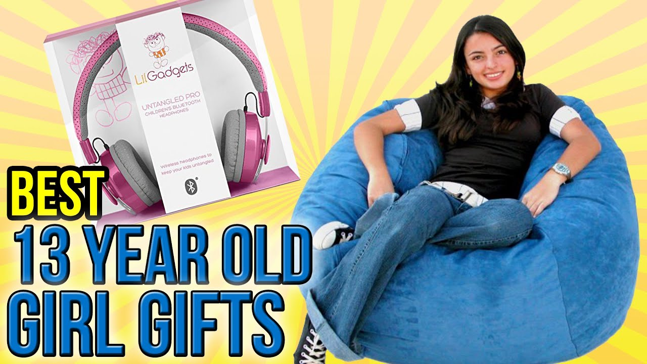10 Best 13 Year Old Girl Gifts 2016