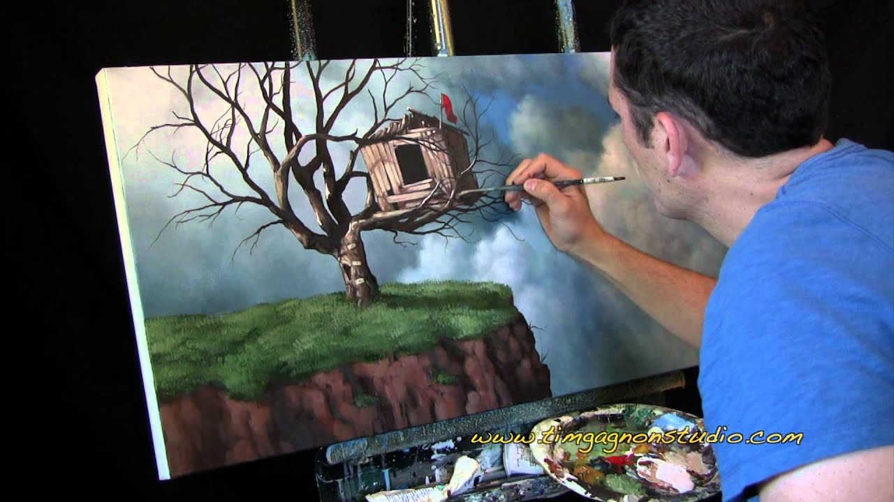 Artists Oil Painting Techniques