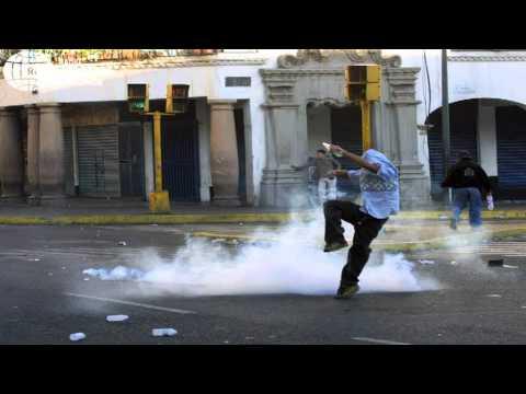 Venezuela Aniversario del golpe