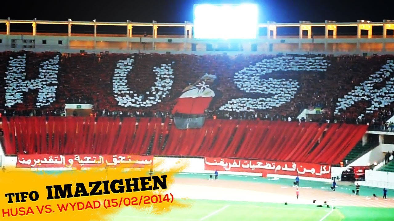music ultras imazighen 2014
