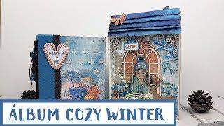 💚***Tutorial Album Cozy Winter***💚***Kora Projects***💚