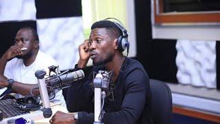 Bobiwine Ku CBS FM Police Yetolodde Radio Ng'ali Ku Mpewo! Wulira Bwazzemu Ebibuuzo
