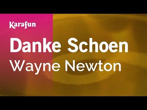 Karaoke Danke Schoen - Wayne Newton *