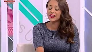 Vanessa Silva & David Antunes - Entrevista (Alô Portugal @ SIC Internacional) 2/4