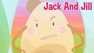 Jack and Jill Nursery Rhyme by Oxbridge Baby